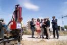 Visita terrenos viviendas Lorca