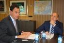 Sepes se compromete a analizar la viabilidad del parque empresarial Elio Antonio, en Lebrija
