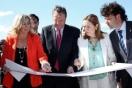 La ministra de Fomento presenta el proyecto de Acceso Central al parque industrial de Sepes en Tordesillas