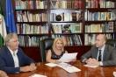 Soler se reúne con la alcaldesa de Jerez