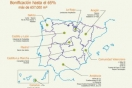 23 actuaciones industriales bonificadas, repartidas en 9 comunidades