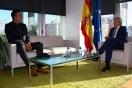Fernández se reúne con director general de Agenda Urbana y Arquitectura