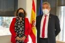 Sepes apuesta por la colaboración, entre las instituciones, para impulsar la ZAL de Cartagena