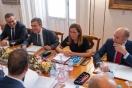 Aprobado el convenio para el desarrollo de la ZAL de Cartagena