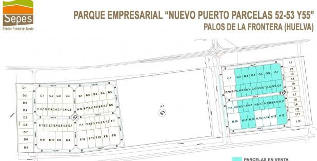 Parcelario Nuevo Puerto52 53 - 55