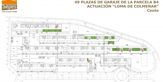 Planta General-Garaje B4