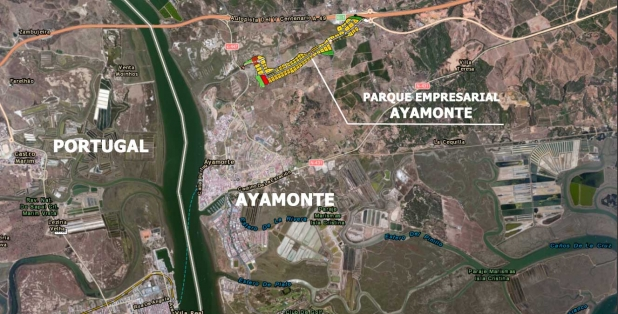 Situación Ayamonte