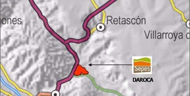 Situación Daroca