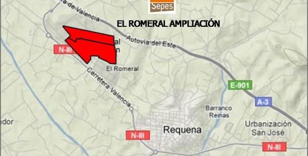 Situación_El Romeral