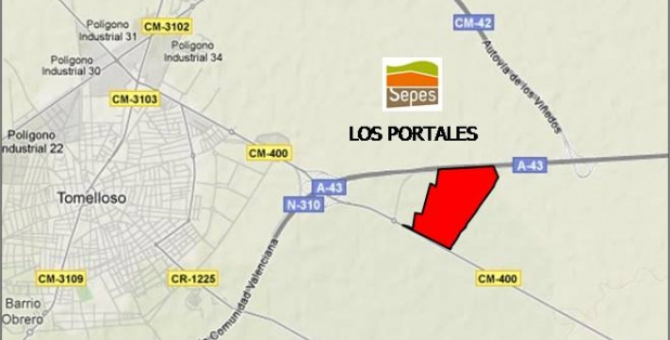 Situación Los Portales