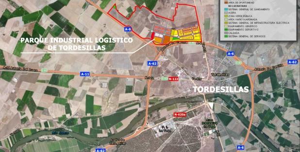 Situación Tordesillas S1
