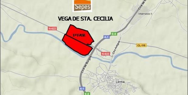 Situación Vega Sta Cecilia