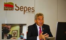 Fernández se reúne con el alcalde de Andújar por videoconferencia
