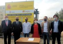 comienza las obras de ejecución de 90 viviendas protegidas en Ceuta