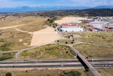 MITMA desarrolla más suelo industrial en el parque empresarial Torrehierro ampliación